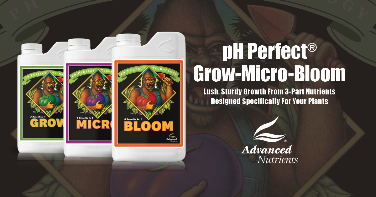 pH Perfect® Grow Micro Bloom | Advanced Nutrients