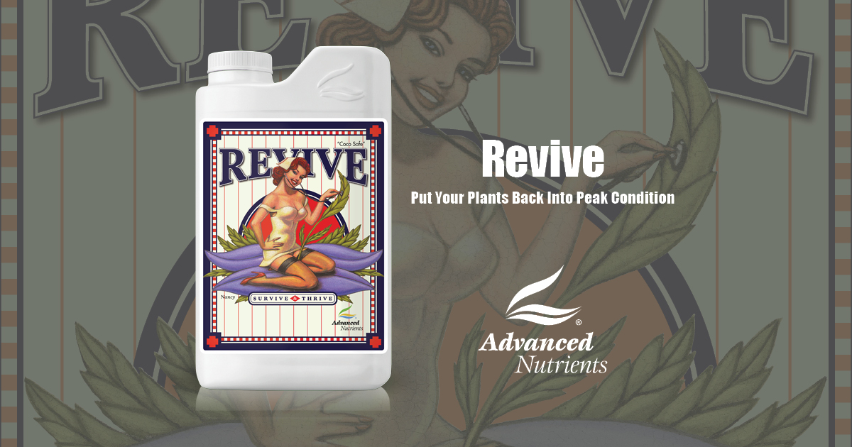 Revive | Corrector of Crop Deficiencies | Advanced Nutrients