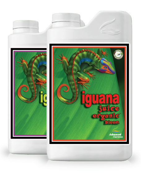 Iguana Juice Organic™ OIM Grow & Bloom